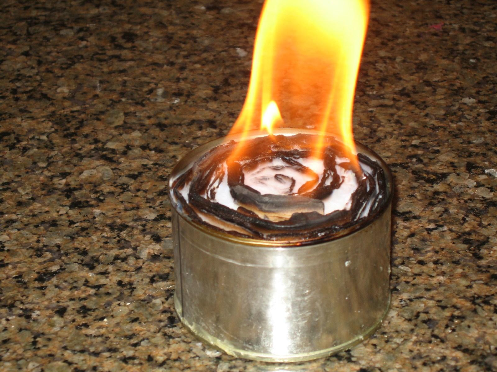 Cocinar sin gas ni luz c mo hacer estufa de emergencia for Comida sin estufa