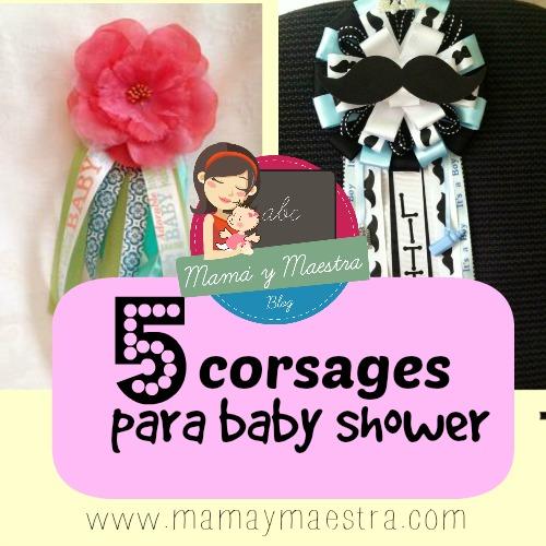 Distintivos modernos para baby shower de niño - Imagui